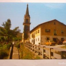 Postales: POSTAL FUENTERRABIA-SANTUARIO DE GUADALUPE -COCHES SEAT. Lote 173523974
