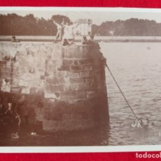 Postales: POSTAL DE PORTUGALETE, VIZCAYA. PUERTO DE PORTUGALETE. #24. POSTATXARTEL.. Lote 173583695
