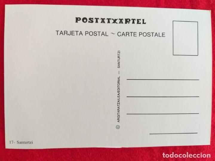 Postales: Postal de Santurce Vizcaya. Santurtzi. # 17. Postatxartel. - Foto 2 - 173608178