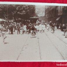 Postales: POSTAL DE BILBAO, VIZCAYA. CALLE DE LA ESTUFA. # 13. POSTATXARTEL.. Lote 173608462