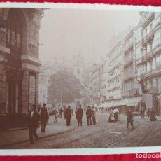 Postales: POSTAL DE BILBAO, VIZCAYA. EL BOULEVARD. # 6. POSTATXARTEL.. Lote 173653165