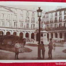 Postales: POSTAL DE BILBAO, VIZCAYA. PLAZA NUEVA. # 2. POSTATXARTEL.. Lote 173683877
