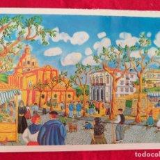 Postales: POSTAL DE BILBAO. BILBAO NAIF # 1. LA IGLESIA DE BEGOÑA. ED. ARGITARATZAILEA. Lote 173794102