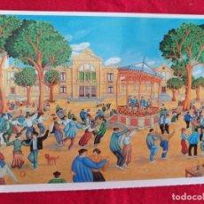 Postales: POSTAL DE BILBAO. BILBAO NAIF # 9. LA CASILLA. ED. ARGITARATZAILEA. GRUPO TRES.. Lote 173795325
