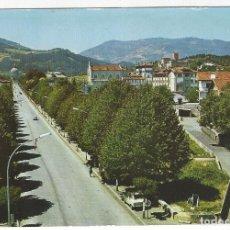 Postales: 29 - SANTUARIO DE LOYOLA.- AVENIDA DE SAN IGNACIO Y SANTA CASA.. Lote 173843410