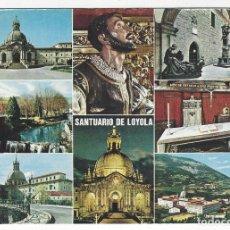 Postales: SANTUARIO DE LOYOLA.- . Lote 173844177