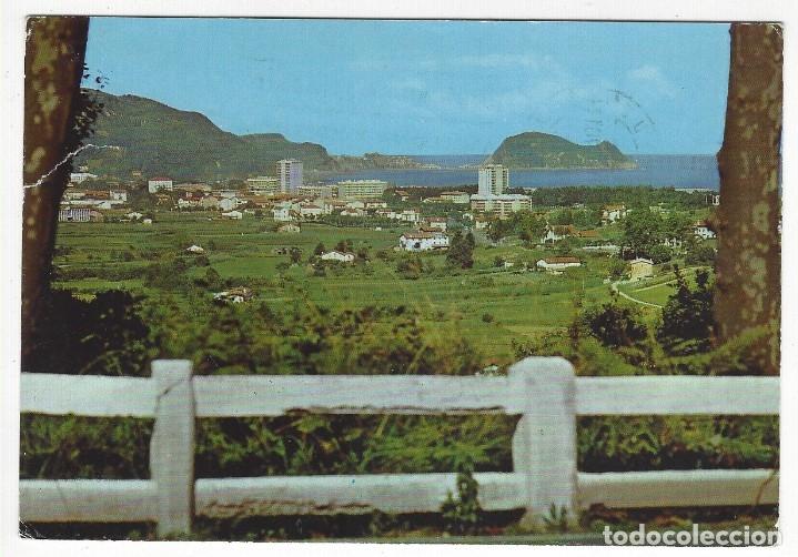 ZARAUZ - 202 .- VISTA PANORAMICA (Postales - España - País Vasco Moderna (desde 1940))