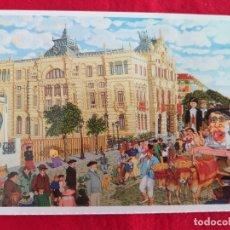 Postales: POSTAL DE BILBAO. BILBAO NAIF # 15. LA DIPUTACIÓN. ED. ARGITARATZAILEA. GRUPO TRES.. Lote 173857987
