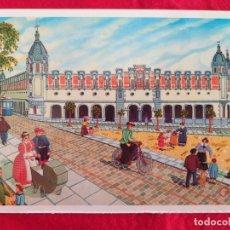 Postales: POSTAL DE BILBAO. BILBAO NAIF # 23. LA ALHÓNDIGA. ED. ARGITARATZAILEA. GRUPO TRES.. Lote 173917712