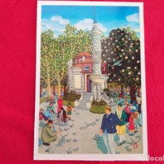 Postales: POSTAL DE BILBAO. BILBAO NAIF # 24. EL PALOMAR DEL ARENAL. ED. ARGITARATZAILEA. GRUPO TRES.. Lote 173917969