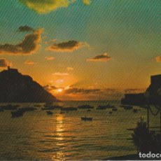 Postales: SAN SEBASTIAN, EFECTOS DEL SOL EN LA BAHÍA - FOTO COLOR GALARZA Nº 114 - S/C. Lote 173922803