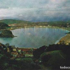 Postales: SAN SEBASTIAN, VISTA GENERAL DESDE IGUELDO, ILUMINADA - MANIPEL H.FOURNIER Nº 53 - S/C. Lote 173928397