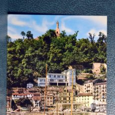 Postales: MUELLE DE PESCADORES - SAN SEBASTIAN. Lote 174246223