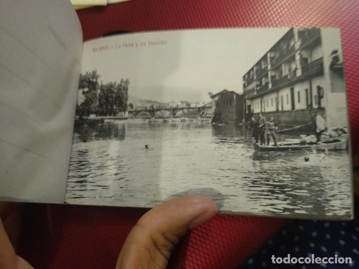 Postales: Recuerdo de Bilbao 20 tarjetas postales. Serie 2ª Papelería comercial. Mercado, Altos hornos, etc - Foto 12 - 175049834