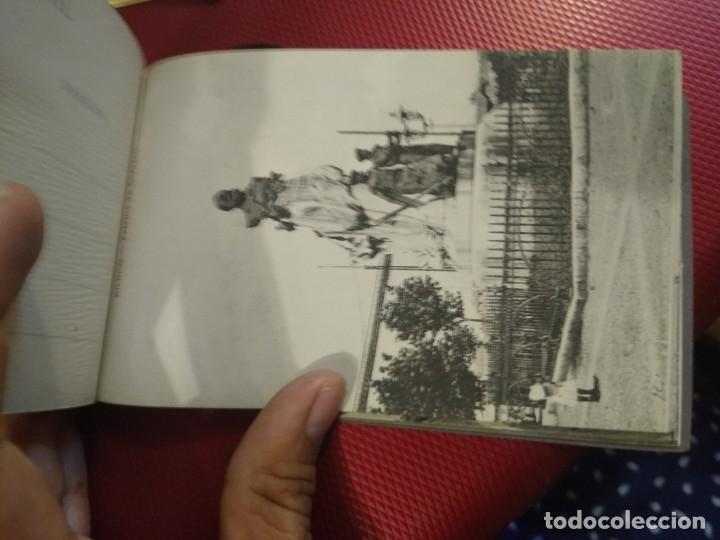 Postales: Recuerdo de Bilbao 20 tarjetas postales. Serie 2ª Papelería comercial. Mercado, Altos hornos, etc - Foto 14 - 175049834