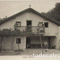Postales: BILBAO (VIZCAYA) - CASA VASCA. Lote 175181550