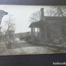 Postales: LEZAMA BILBAO VIZCAYA ERMITA DEL CRISTO POSTAL FOTOGRAFICA CIRCULADA EN 1927. Lote 175363628