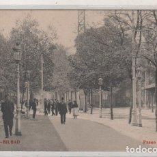 Postales: BILBAO NUM 29 PASEO DEL ARENAL. FOTOTIPIA MADRIGUERA. SIN CIRCULAR. . Lote 175654975