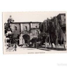 Postales: AZCOITIA.(GUIPUZCOA).- IGLESIA PARROQUIAL.. Lote 176017884