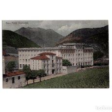 Postales: GRAN HOTEL OYARSABAL. Lote 176018562