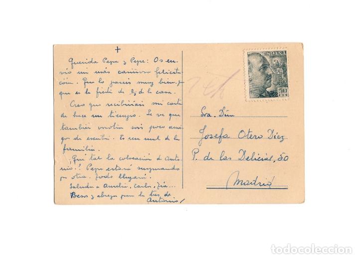 Postales: BILBAO.- ESCUELAS PROFESIONALES SALESIANAS DEUSTO - Foto 2 - 176022399