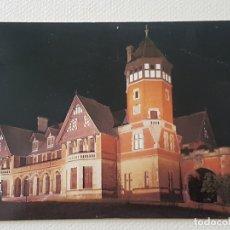 Postales: SAN SEBASTIAN PALACIO DE MIRAMAR POSTAL. Lote 176091538