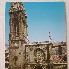 Postales: BILBAO CATEDRAL POSTAL. Lote 176092242