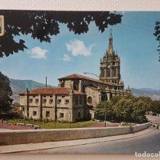 Postales: BILBAO BASILICA DE BEGOÑA POSTAL. Lote 176093100