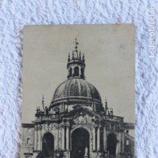 Postales: POSTAL COLEGIO DE LOYOLA PORTICO DE LA IGLESIA, GUIPUZCOA, 1914. Lote 176121609