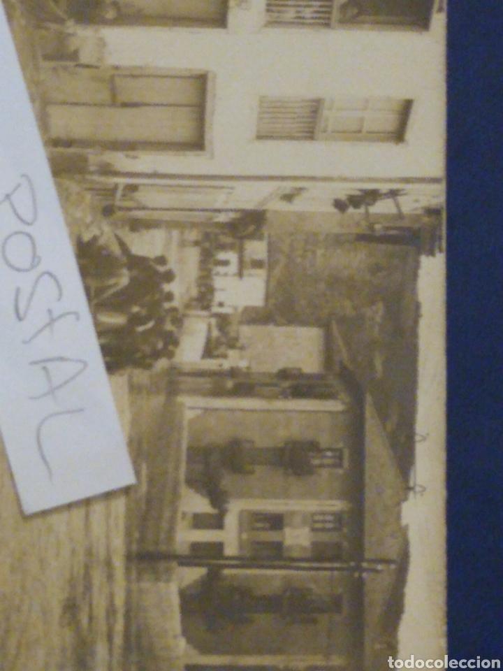 Postales: Postal fotografica. Desbordamiento o inundación Durango. Vizcaya. - Foto 2 - 176359512