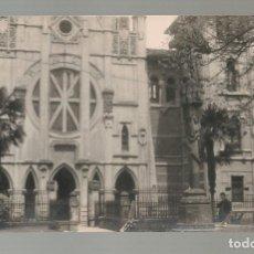 Postales: FOTO ANTIGUA DURANGO, COLEGIO JESUITAS AL DORSO , 7,5X 13 CM, ... .. Lote 176570073