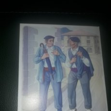 Postales: POSTAL VASCA JOSÉ ARRUE. Lote 178310768