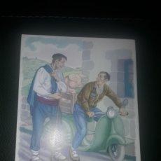 Postales: POSTAL VASCA JOSÉ ARRUE. Lote 178310807