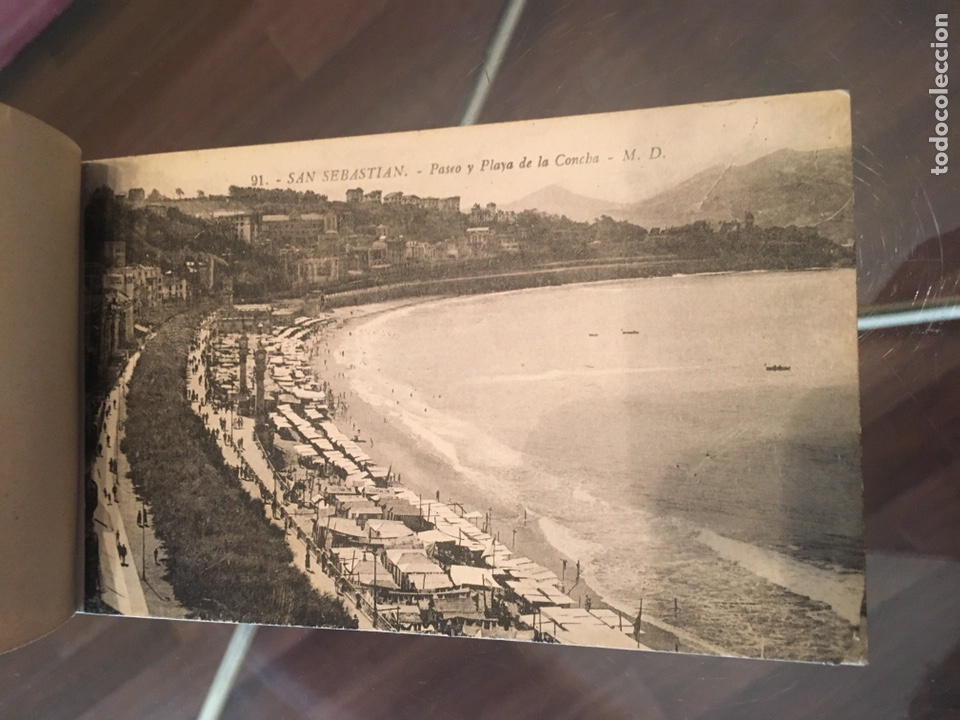 Postales: Block 12 postales completo San Sebastián - Recuerdo - Delboy - Foto 4 - 178340016
