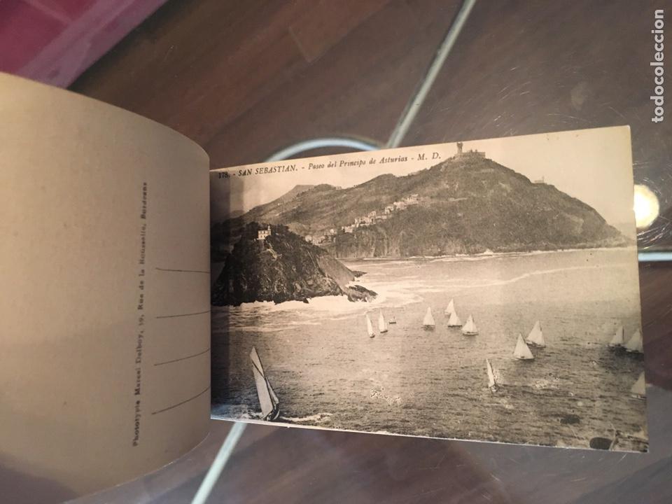 Postales: Block 12 postales completo San Sebastián - Recuerdo - Delboy - Foto 6 - 178340016