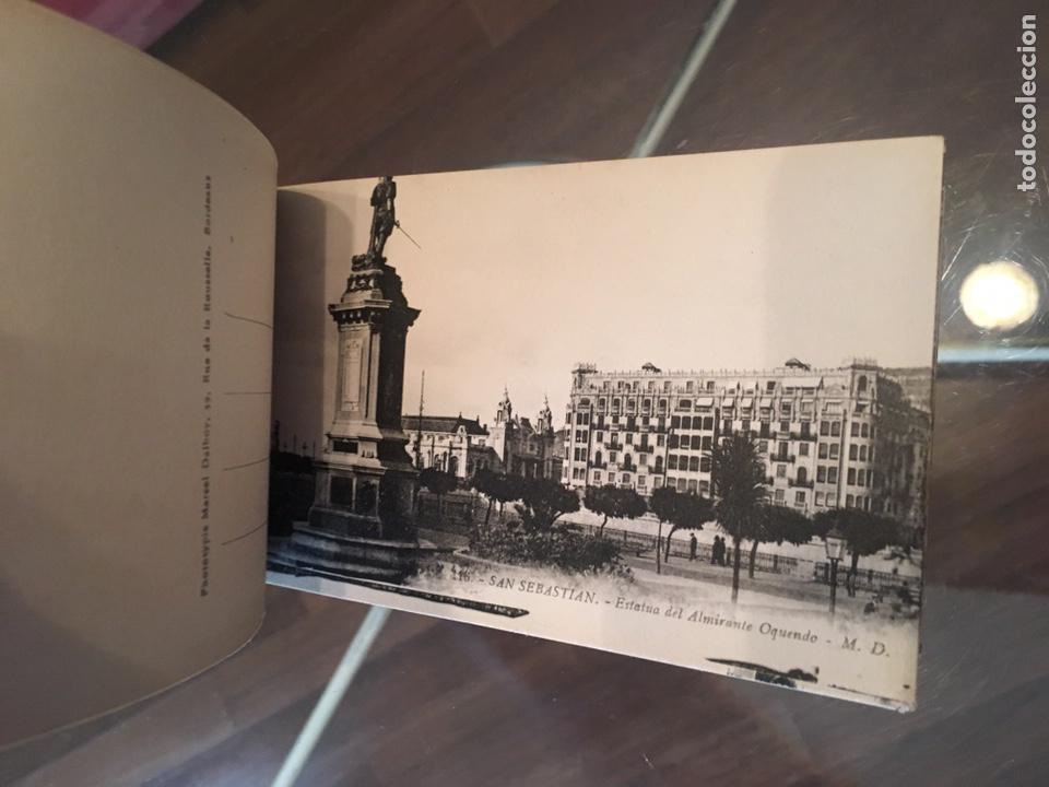 Postales: Block 12 postales completo San Sebastián - Recuerdo - Delboy - Foto 9 - 178340016