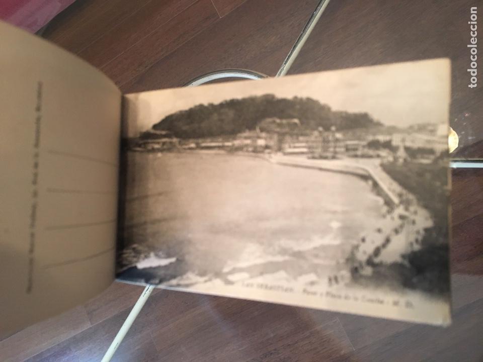 Postales: Block 12 postales completo San Sebastián - Recuerdo - Delboy - Foto 12 - 178340016