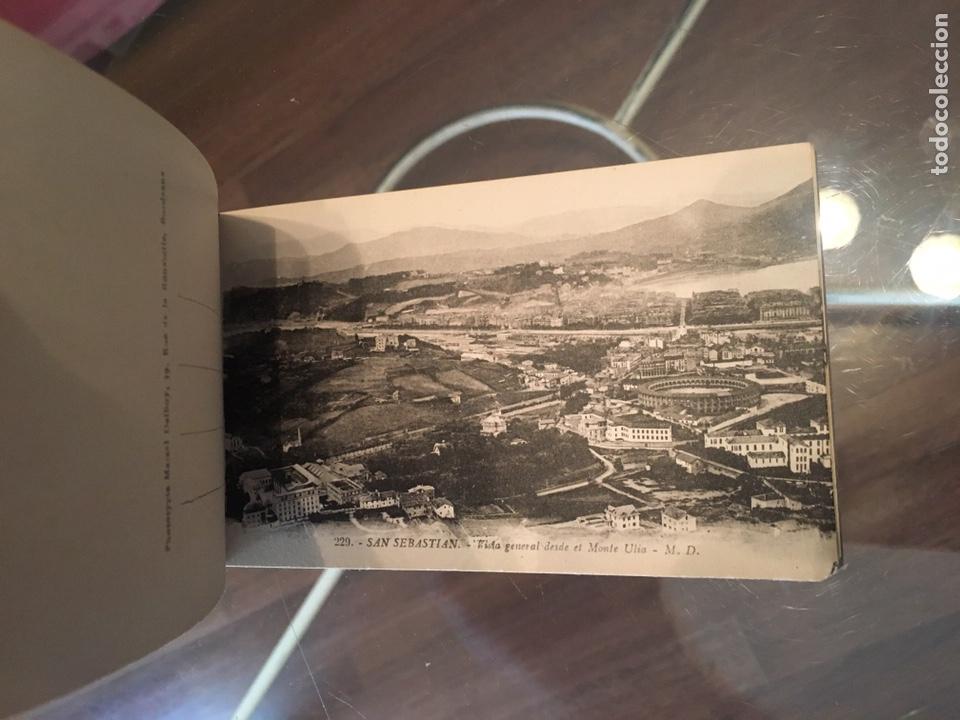 Postales: Block 12 postales completo San Sebastián - Recuerdo - Delboy - Foto 13 - 178340016
