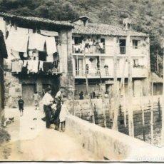Postales: PASAJES SAN PEDRO-FOTOGRÁFICA ÚNICA AÑO 1938- MUY RARA. Lote 178570115
