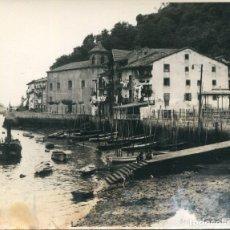 Postales: PASAJES SAN JUAN-FOTOGRÁFICA ÚNICA AÑO 1938- MUY RARA. Lote 178570195