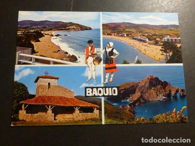 BAQUIO VIZCAYA VARIAS VISTAS (Postales - España - País Vasco Moderna (desde 1940))