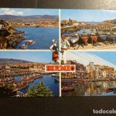 Postales: BERMEO VIZCAYA VARIAS VISTAS. Lote 178624690