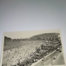 Postales: POSTAL DE SAN SEBASTIÁN. AÑOS 50.. Lote 178677158