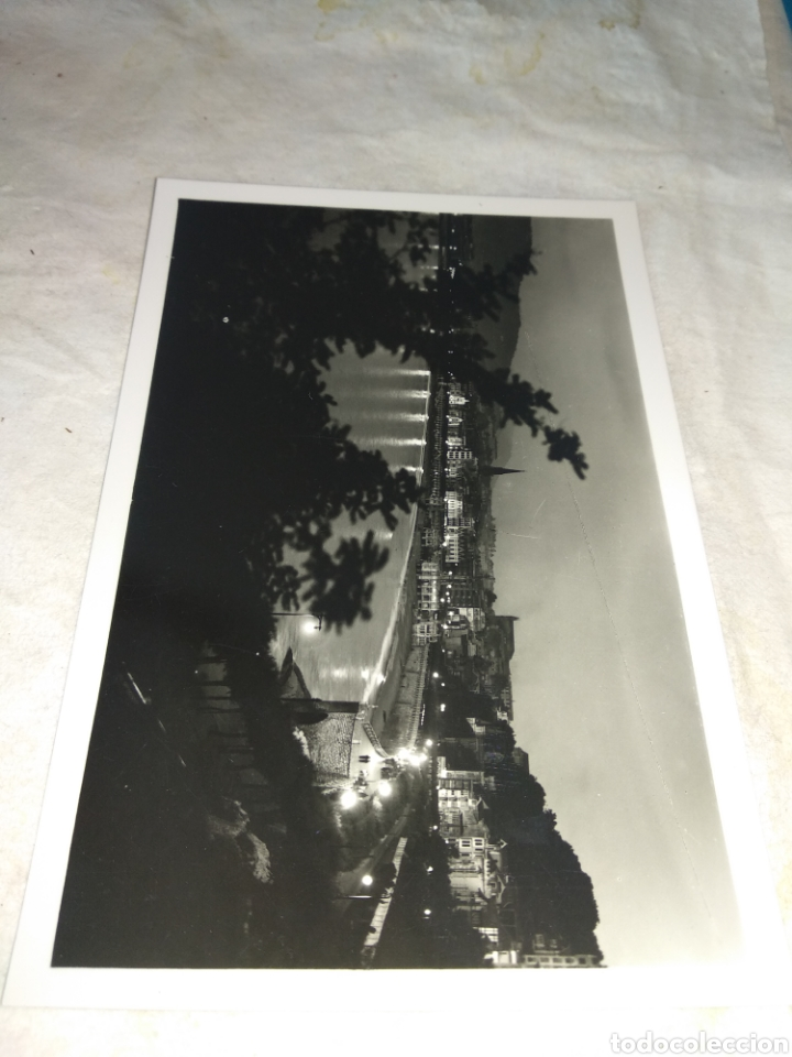 POSTAL DE SAN SEBASTIÁN. AÑOS 50 (Postales - España - País Vasco Moderna (desde 1940))