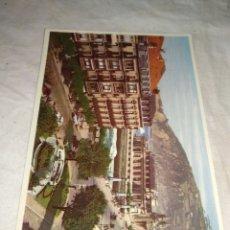 Postales: POSTAL DE SAN SEBASTIÁN. AÑOS 50. Lote 178709385