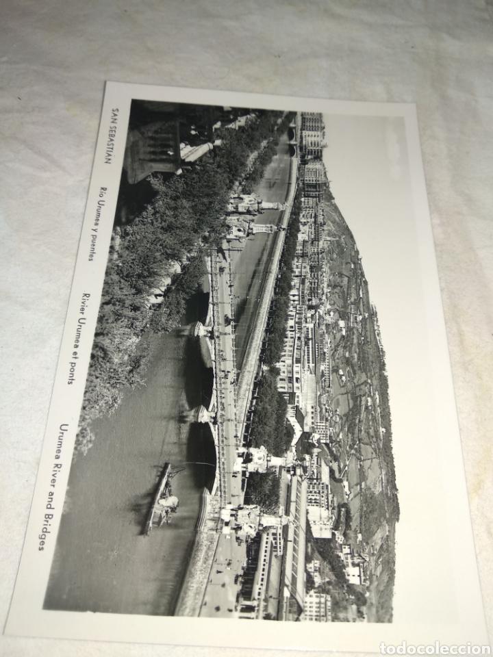 POSTAL DE SAN SEBASTIÁN (Postales - España - País Vasco Moderna (desde 1940))