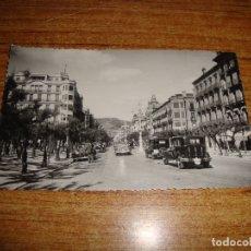 Postales: (ALB-TC-202) POSTAL SAN SEBASTIAN AVENIDA DE ESPAÑA. Lote 179031877