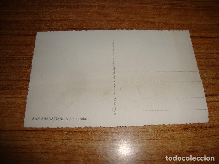 Postales: (ALB-TC-202) POSTAL SAN SEBASTIAN VISTA PARCIAL - Foto 2 - 179031993