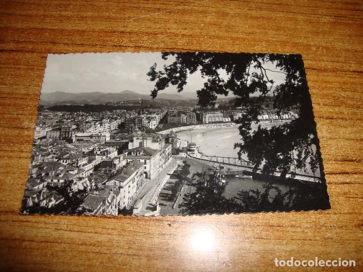 (ALB-TC-202) POSTAL SAN SEBASTIAN VISTA PARCIAL (Postales - España - País Vasco Moderna (desde 1940))