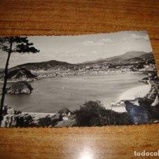 Postales: (ALB-TC-202) POSTAL SAN SEBASTIAN VISTA GENERAL DESDE IGUELDO. Lote 179032307